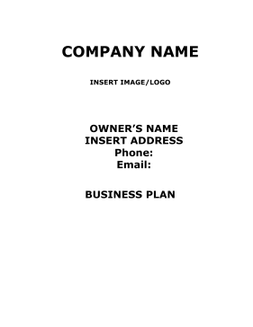 business plan for a franchise business