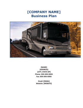 A small business plan pdf